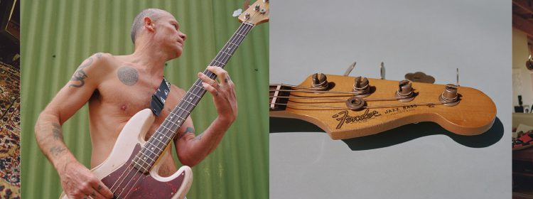 FLEA SIGNATURE JAZZ BASS