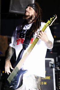 Korn Live le 12.03.2012 au Bataclan ©Laetizia Forget