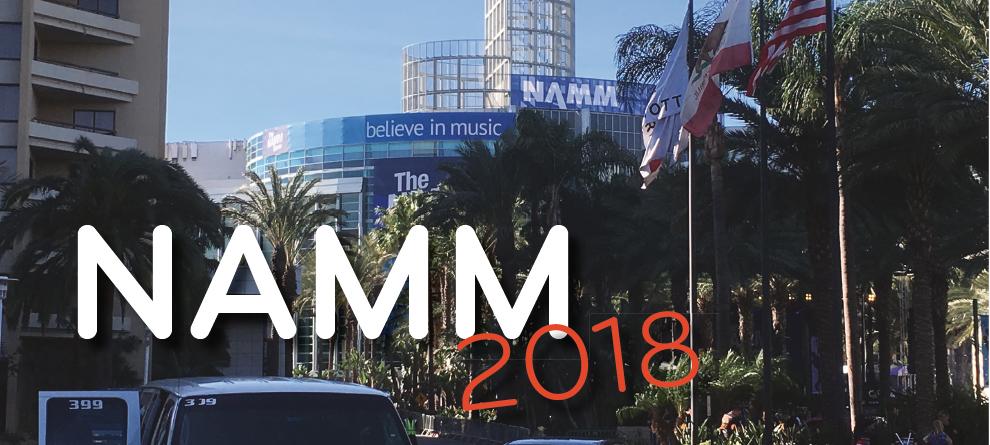 NAMM 2018 : la basse à domicile