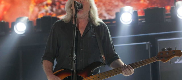 AC/DC : DE RETOUR EN STUDIO AVEC CLIFF WILLIAMS ?