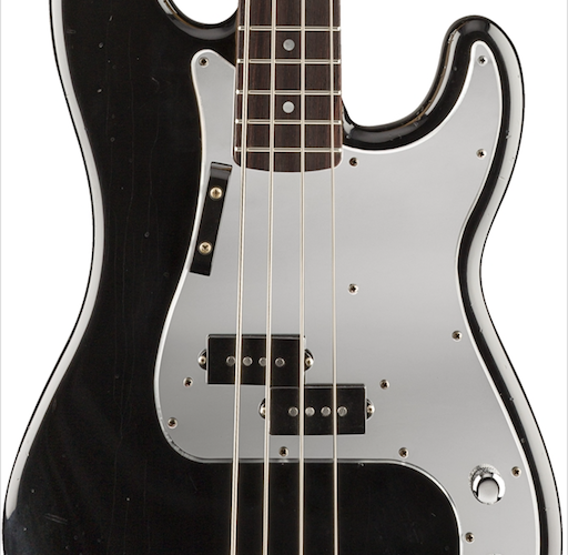 FENDER PHIL LYNOTT PRECISION
