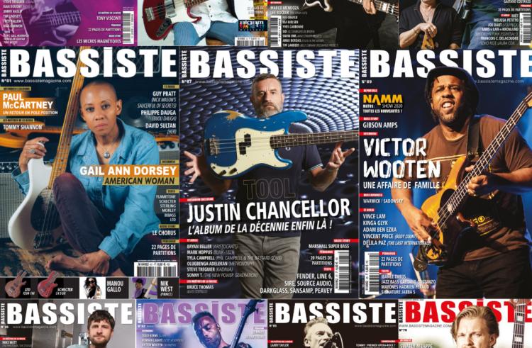 BASSISTE MAGAZINE BIENTÔT DE RETOUR !