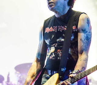 SIMON GALLUP QUITTE THE CURE